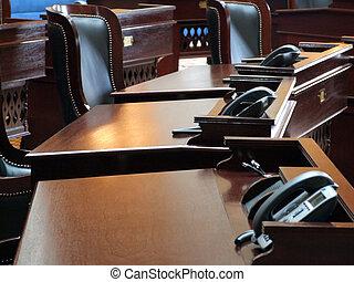 stanza riunione, /, governo