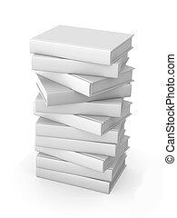 stapel boeken, 1