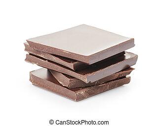 stapel, von, geldstrafe, melken schokolade
