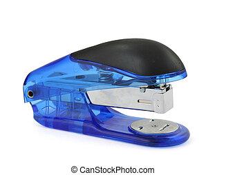 stapler #2 - close-up of stapler isolated on white...