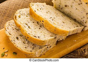 starý mazák, bread