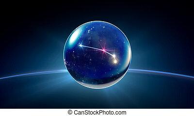 star 1 Aries Horoscopes Zodiac Signs flare