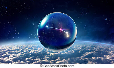 star 1 Aries Horoscopes Zodiac Signs space