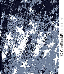 star artistic background