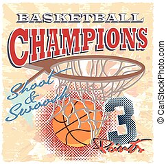 star basketball sport - basketball vector illustration for...