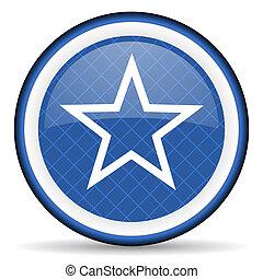 star blue icon