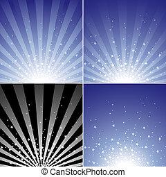 Star Burst Set