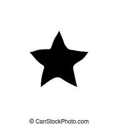 Star button icon