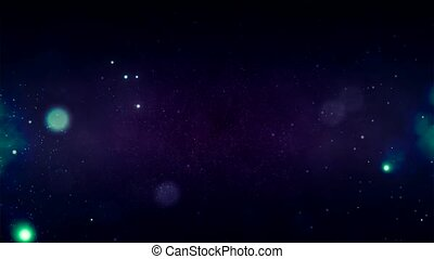 Star cluster and plasma in outer space 5 - This video is...