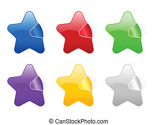 star color stickers 2