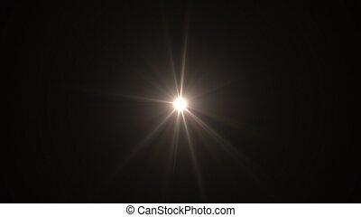 star flare - lens flare effect