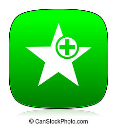 star green icon