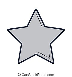 star icon cartoon