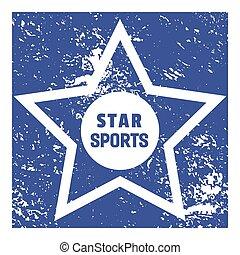 Star icon concept