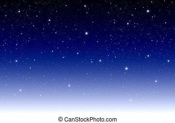 star in The dark Galaxy