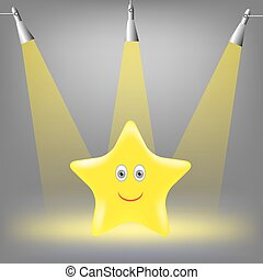 star., jaune