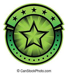 star label