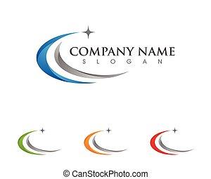 Star Logo Template icon - Star Logo Template vector icon...