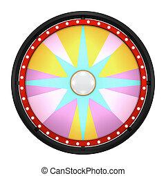 star lucky spin twelve pink