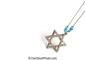 Star of David - Silver star of David