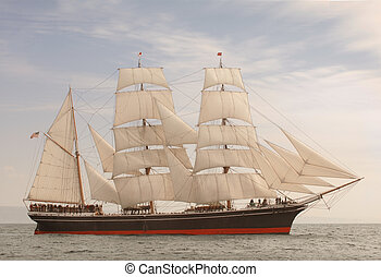 Star of India side