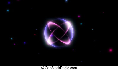 star particle atom