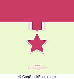 star., recompensa