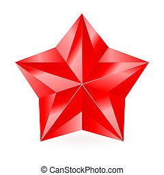 star., rotes