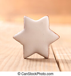star shape cookie