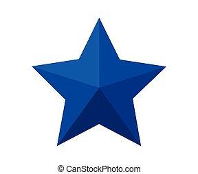 Star Shape Icon