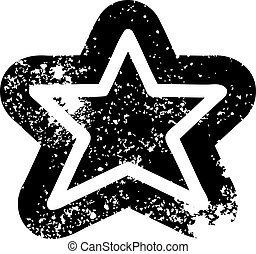 star shape icon symbol