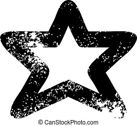 star shape icon symbol