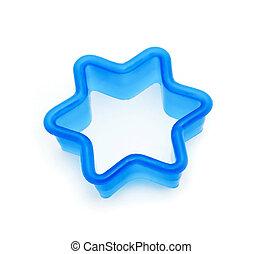 star shape pancake cutter