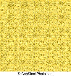 star shape pattern