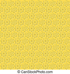 star shape pattern background vector