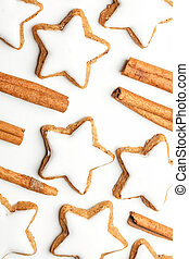 star-shaped, kanel, kex