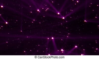 star sky in space