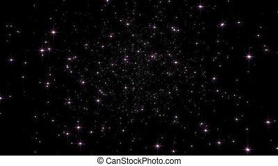 star sky space