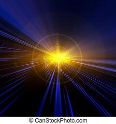Star Speed Horizon