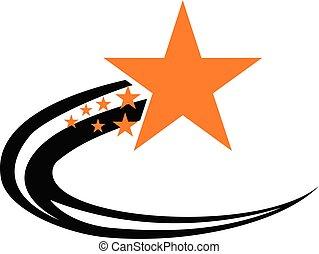 Star Swoosh
