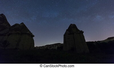 star time lapse