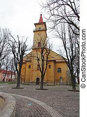 Stara Lubovna city - Slovakia