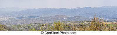 Stara Planina in Serbia