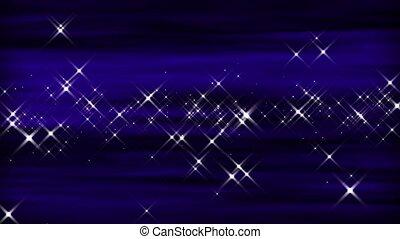 starburst, boucle, violet
