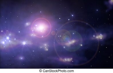 stardust - space nebular