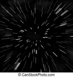 starfield , φόντο