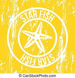 starfish, sigillo