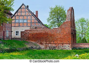 Stargard Castle, Germany
