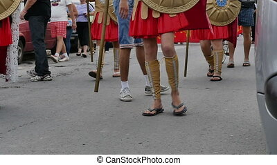 starożytny, tradycja