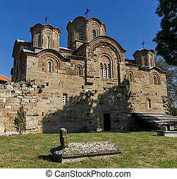 The Church of St. George (Crkva Svetog Djordja) - Staro...